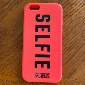 iPhone 6 PINK Silicone Phone Case